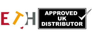 ETH Approved UK Distributor Sticker
