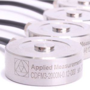 CDFM3 Miniature Button Load Cell