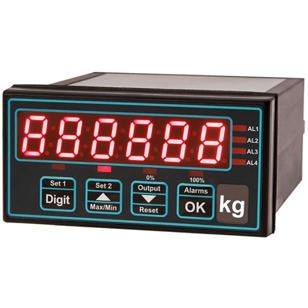 Intuitive4-L Load Cell Digital Indicator